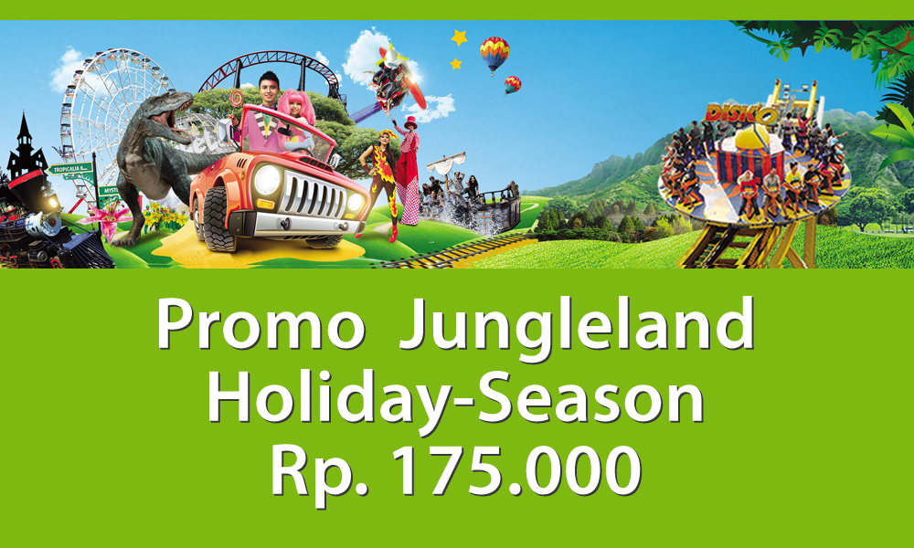 Harga Tiket Jungleland Promo Sentul Maret Sabtu-Minggu