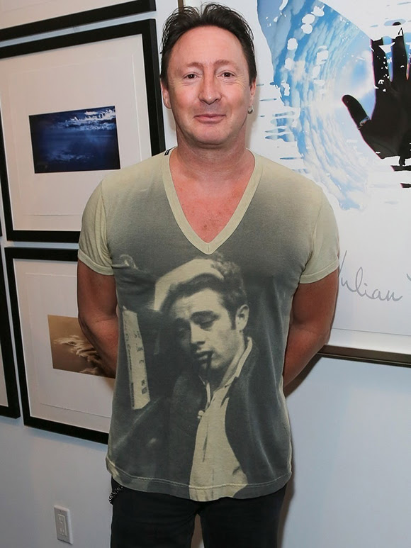 Julian Lennon : de l'ombre à la lumière
