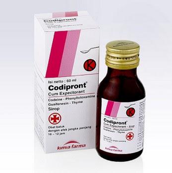 Harga Codipront Obat Batuk Alergi Terbaru 2017
