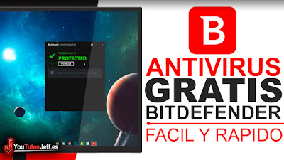 antivirus gratis bitdefender