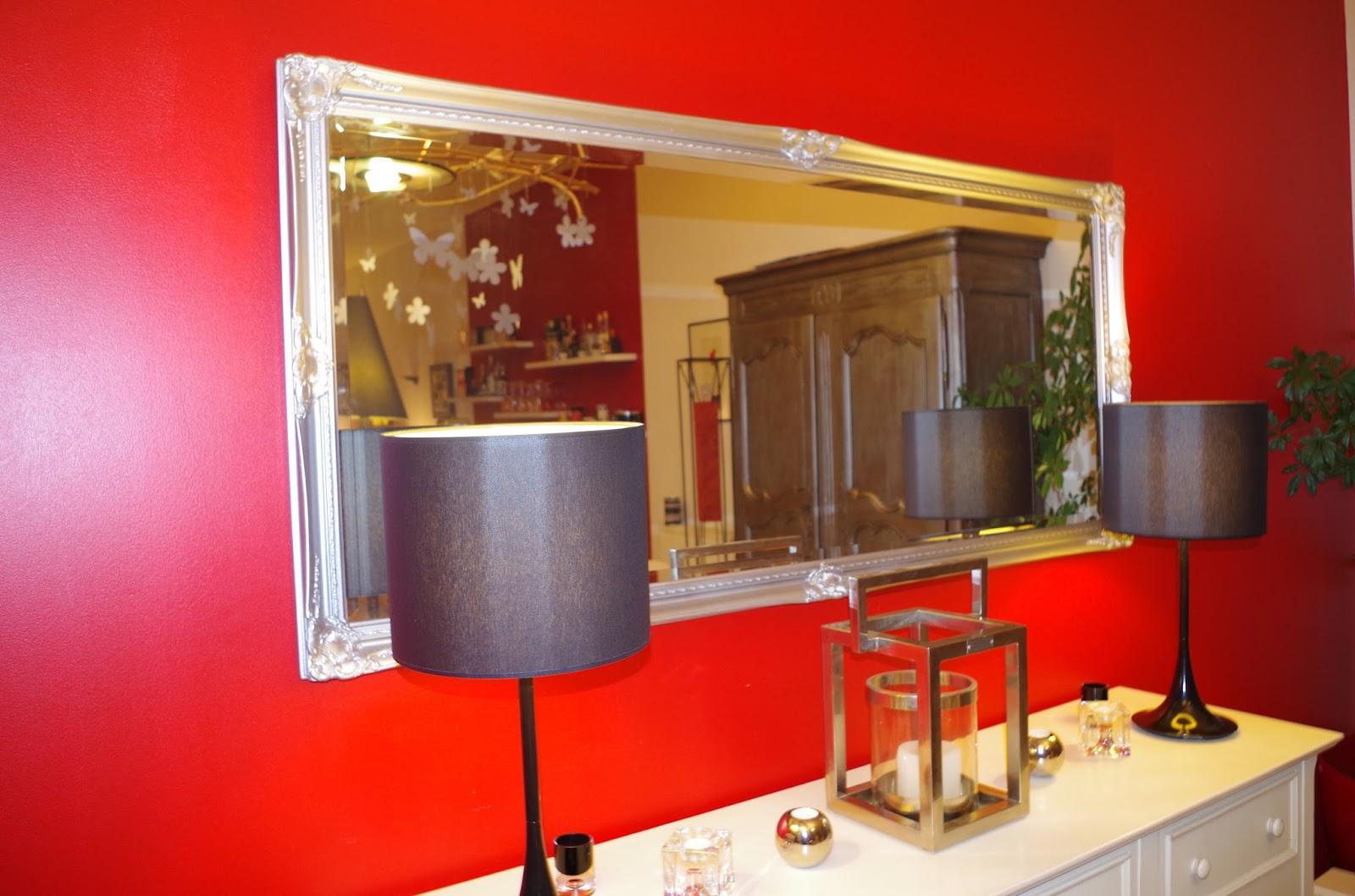 a nous la d co relooking miroir ancien du dor l 39 argent. Black Bedroom Furniture Sets. Home Design Ideas