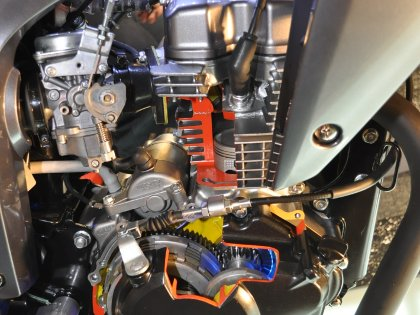 Cara Membuat Motor Jadi Irit