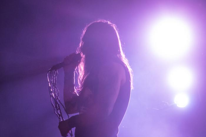 Amorphis Seinäjoki Rytmikorjaamo 16.12.2016 keikkakuva
