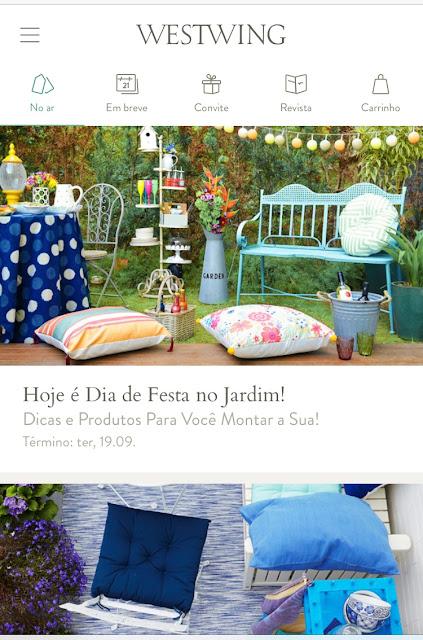 clube de compras de decora o westwing. Black Bedroom Furniture Sets. Home Design Ideas