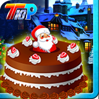Top10newgames Find The Christmas Cake 2