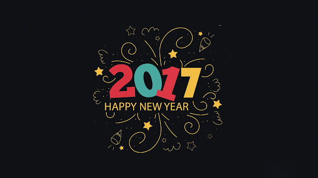 zHappy New Year 2017 dp profiie picture