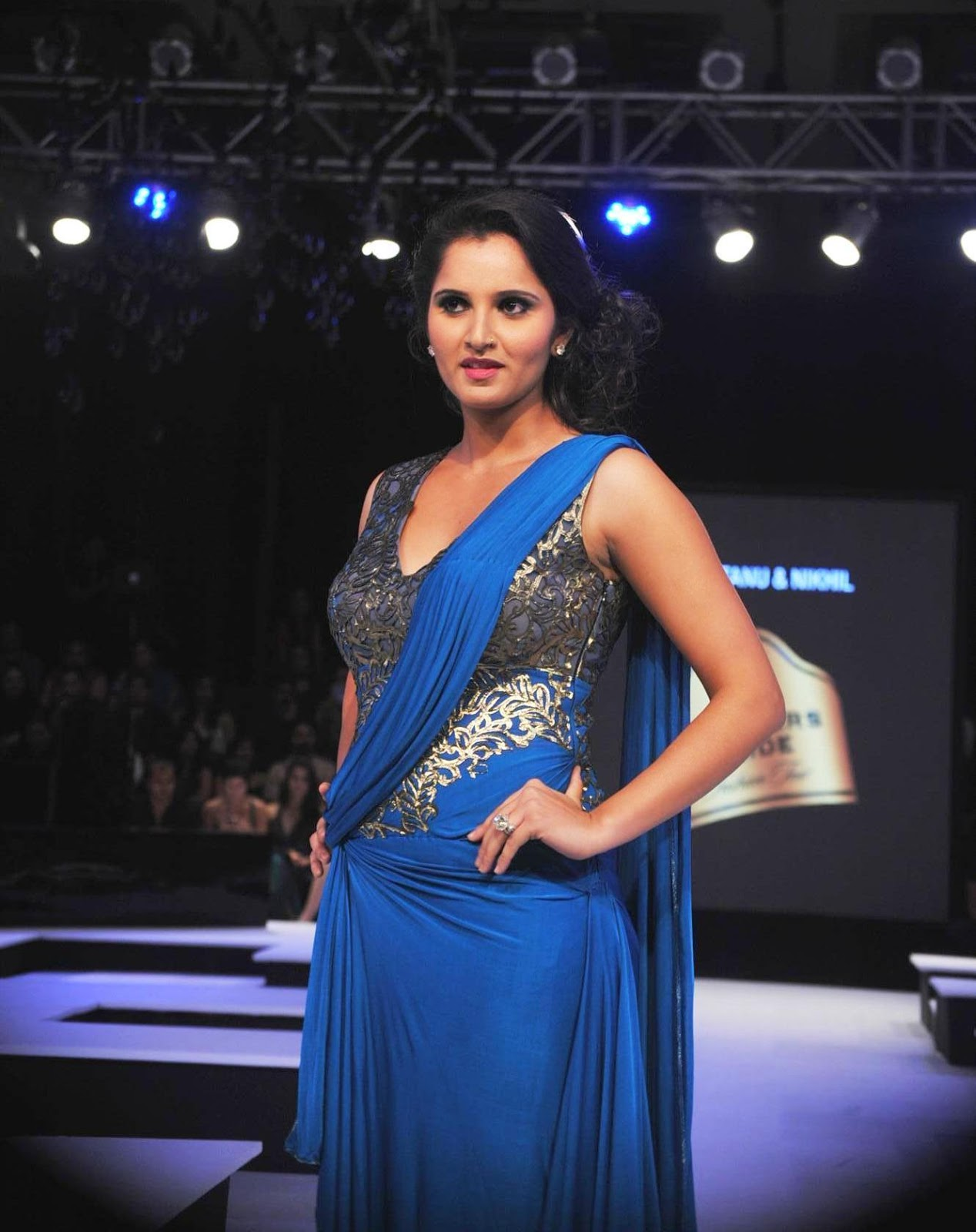 High Quality Bollywood Celebrity Pictures Sania Mirza -2266
