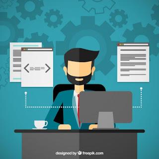Pengertian Web Designer dan Syarat Untuk Menjadi Seorang Web Designer