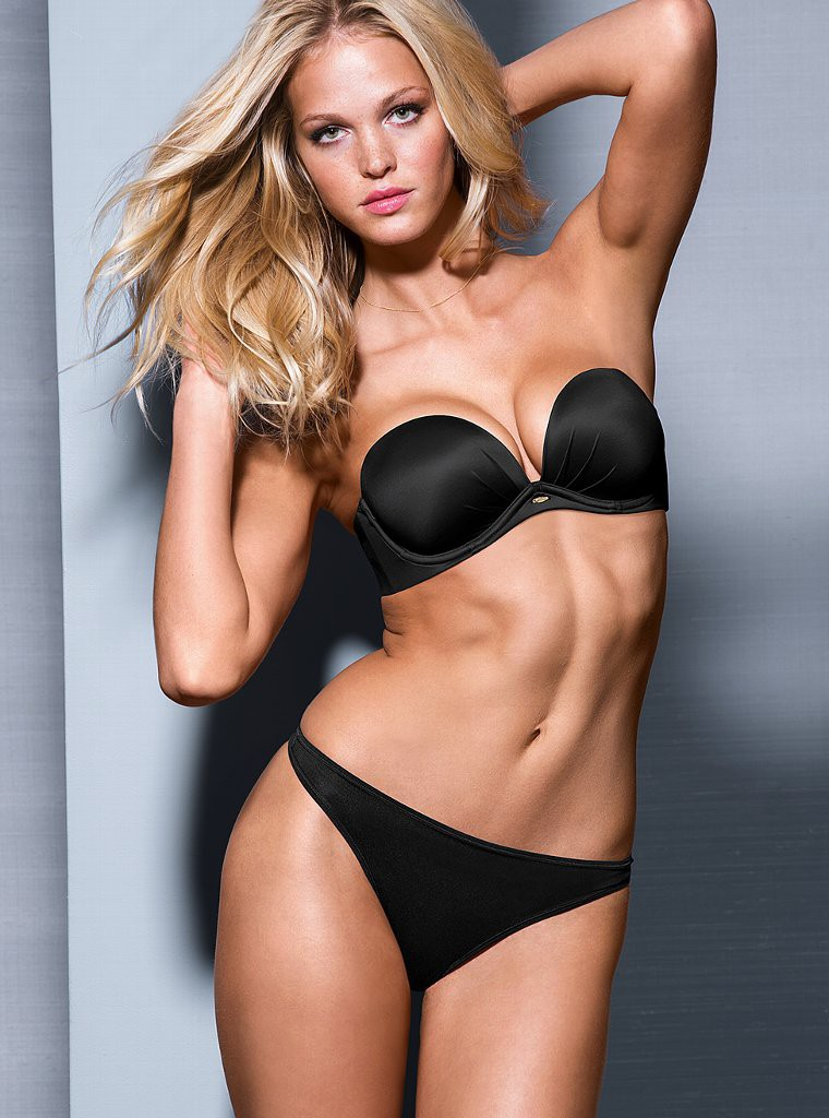 Erin S Feature On Rip Tan: Erin Heatherton Victoria's Secret Lingerie