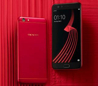 Harga Oppo F3 Berkelir Merah Agustus 2017
