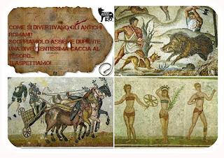 Come e dove si divertivano i Romani? - Caccia al tesoro con visita guidata per bambini, Roma