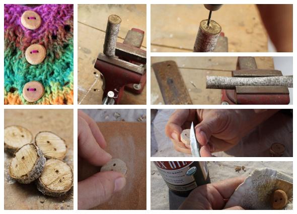 botones, naturales, ecología, manualidades, botón, diy