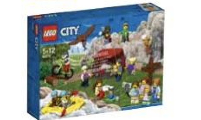 Lego 60202 City Minifigure Pack: Adventures in the Fresh Air