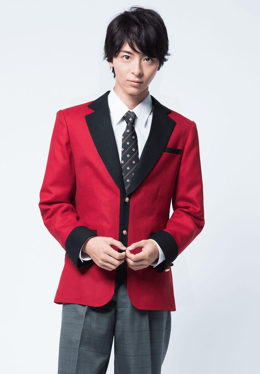 Mahiro Takasugi as Ryota Suzui (Kakegurui)