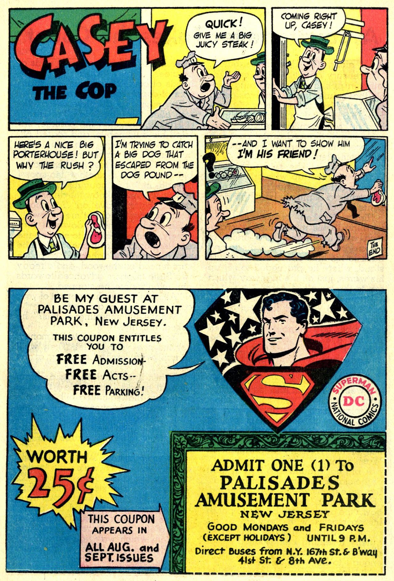 Read online Detective Comics (1937) comic -  Issue #246 - 25