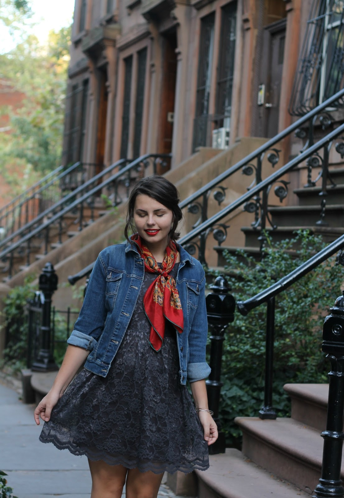 Fashion Blogger Living in Brooklyn | Lauren Pfieffer