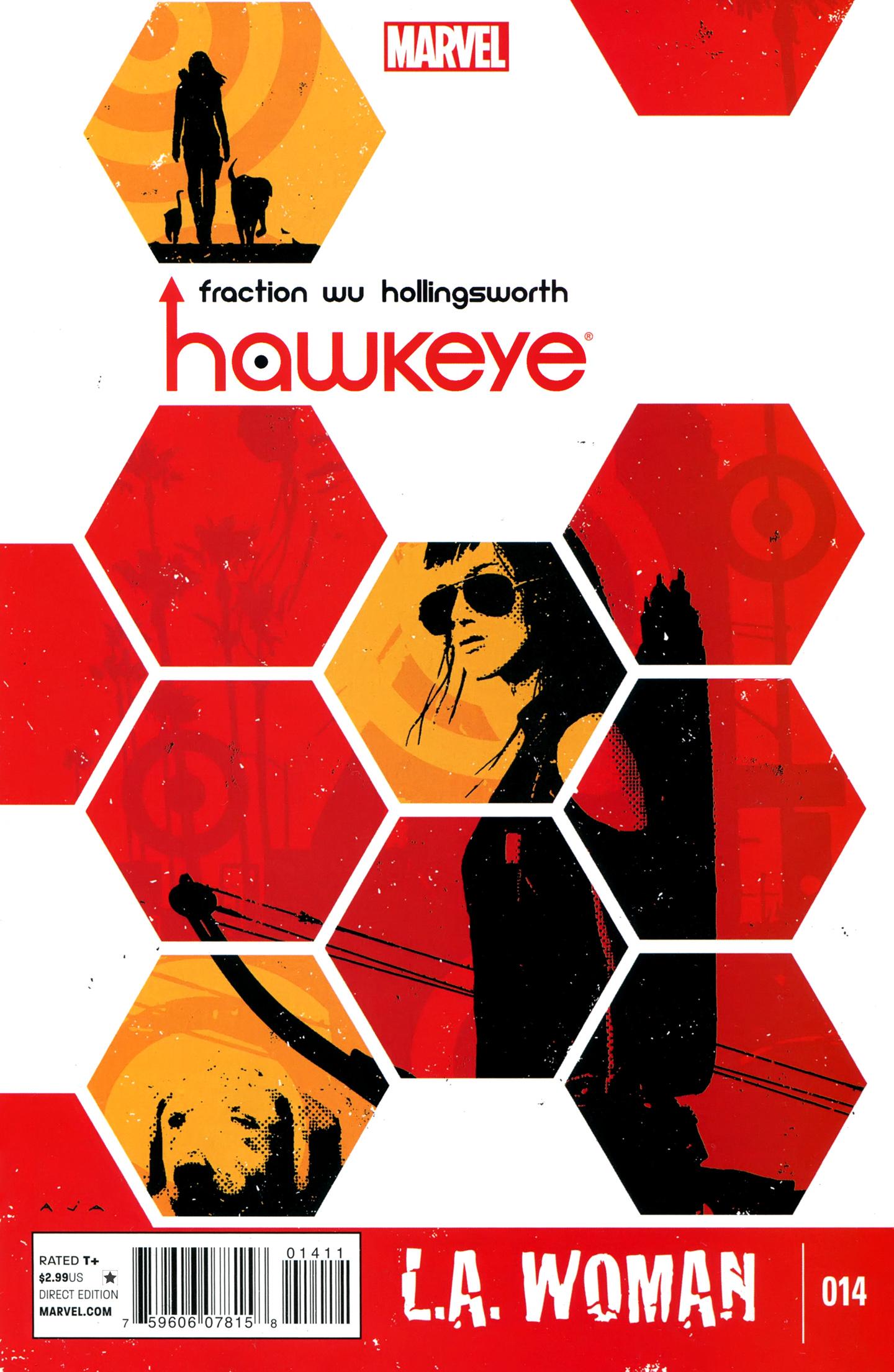 Hawkeye (2012) 14 Page 1
