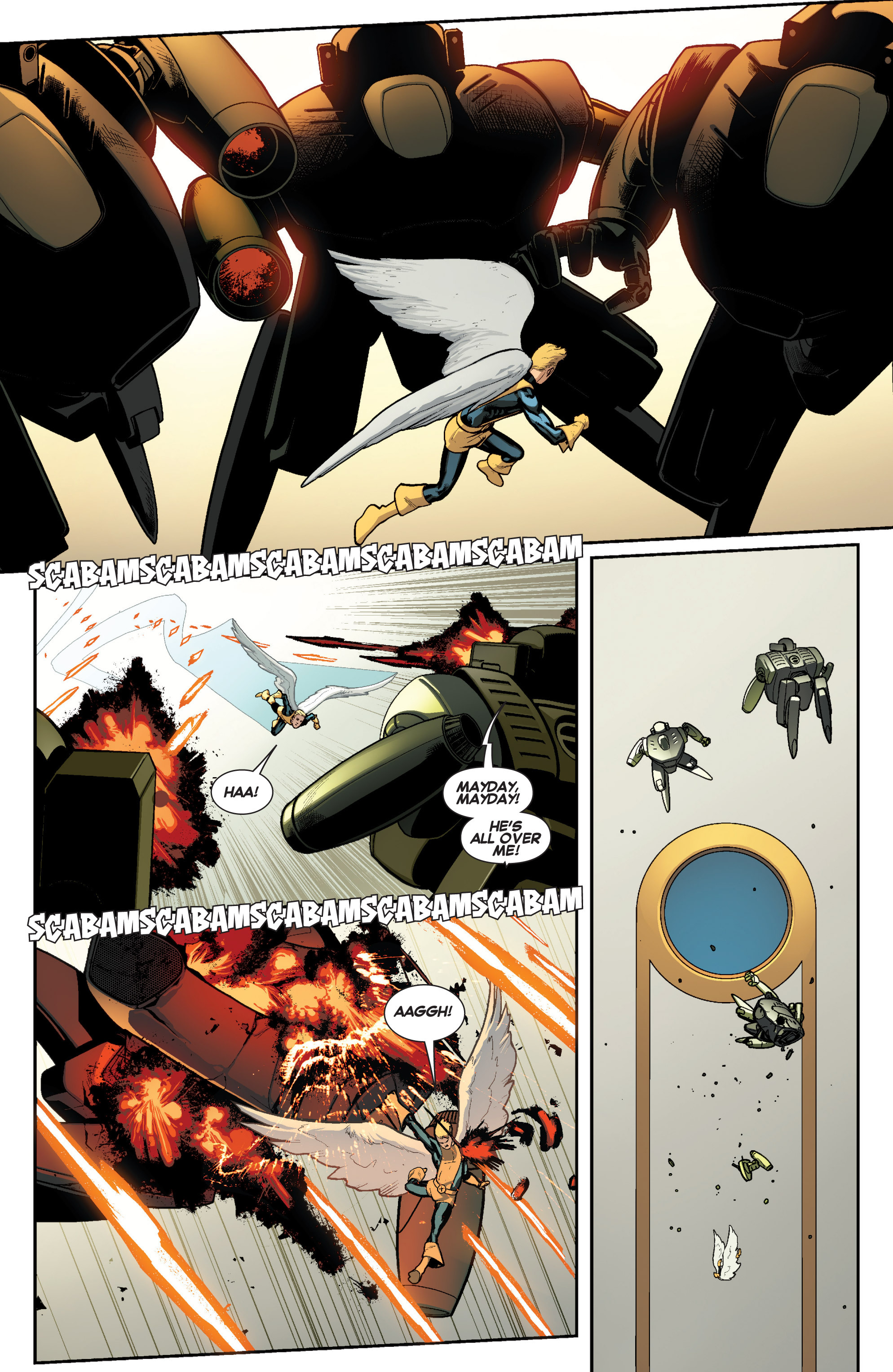 Read online All-New X-Men (2013) comic -  Issue # _Special - Here To Stay - 53