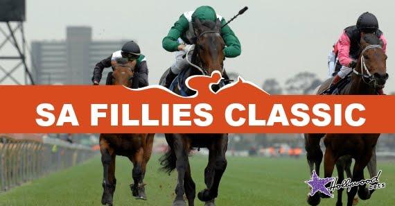 SA Fillies Classic - Horse Racing - Turffontein