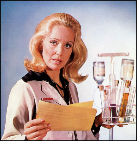 The Doctors: Elizabeth Hubbard Photo