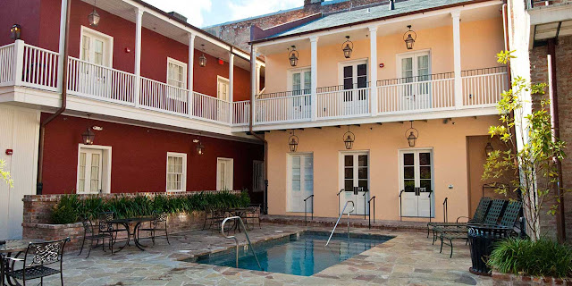 Stay in the middle of all the excitement the New Orleans French Quarter has to offer when you book a room at the historic French Market Inn Hotel on Decatur St.