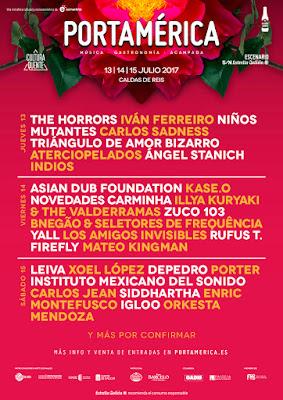 Portamérica Festival 2017 CARTEL