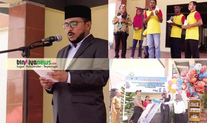 PEMKAB SBT Launching Produk Inovasi Umbi-umbian