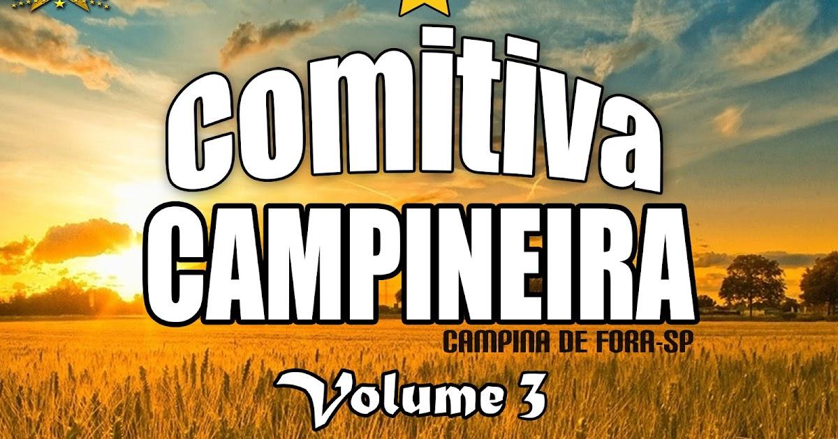 Comitiva Campineira Volume 3 - Especial Verão 2018/2019 - Dj Marcos