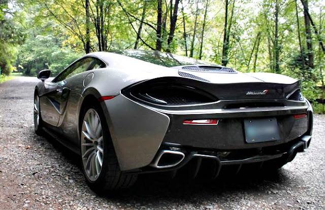 McLaren 570GT 2017