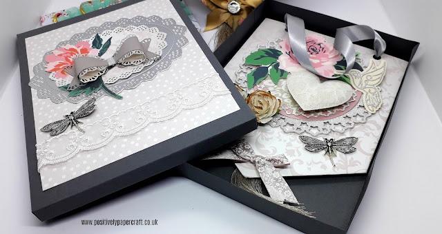 Positiveltpapercraft handmade gift box