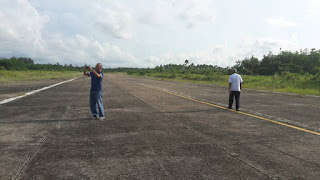 Bandara PALI Mulai Dibenahi