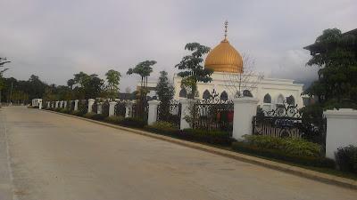 Masjid Bani Hasan Kalianda