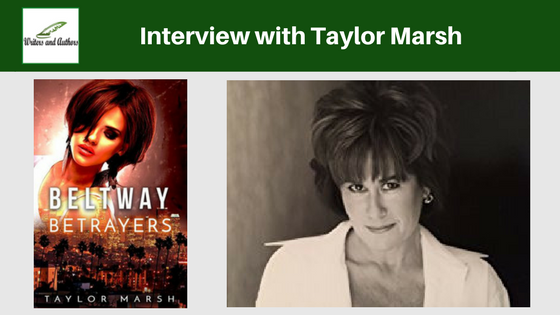 Interview with Taylor Marsh