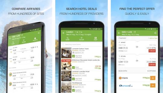 wego cocok digunakan untuk booking hotel dan tiket pesawat