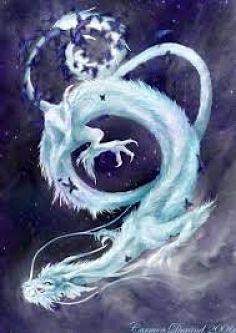 """Fujur, dragón de """"La historia interminable"""" de Michael Ende"""