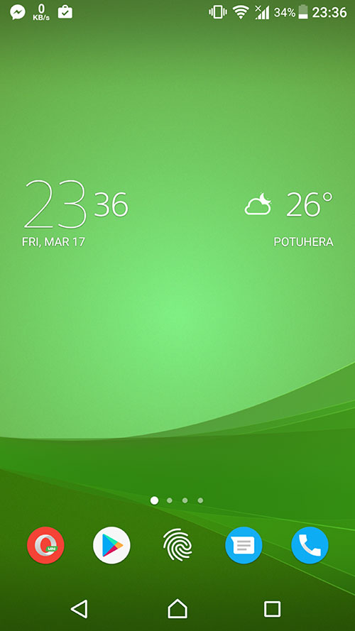 Xperia Weather 1.3.A.1.16beta