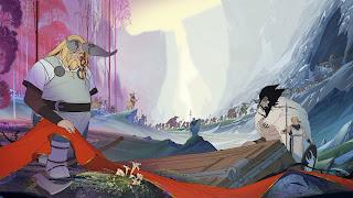 The Banner Saga PS Vita Wallpaper