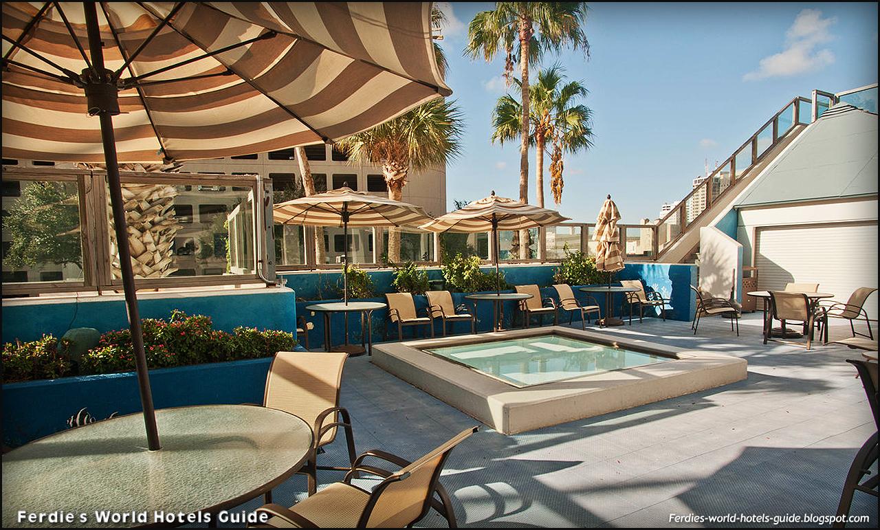 Ferdie S World Hotels Guide Omni Corpus Christi Hotel