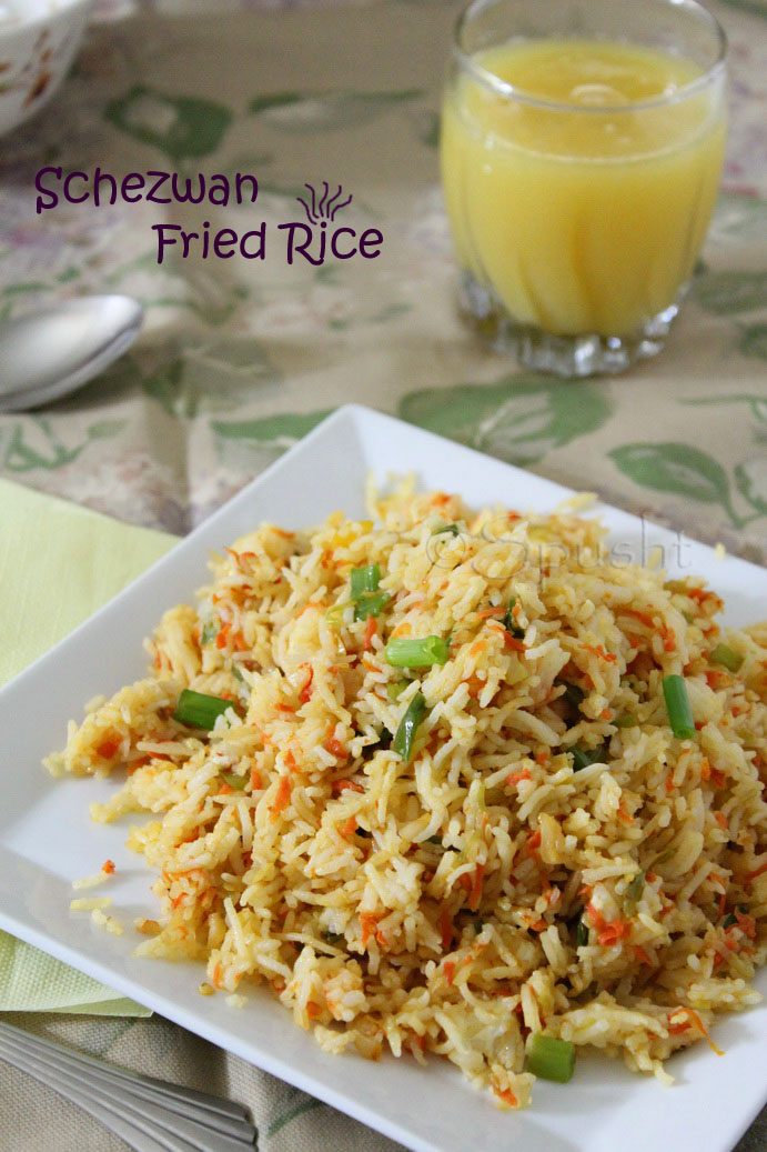 Vegetarian Indo Chinese Food Recipes