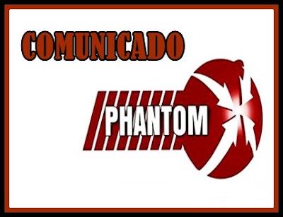 COMUNICADO PHANTOM SOBRE ERRO CHIP MODELO ULTRA 3 NANO CONFIRAM Phanto