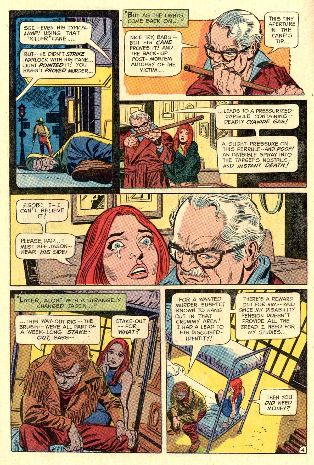Detective Comics (1937) 404 Page 25