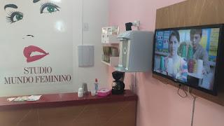 Studio Mundo Feminino lança serviços de beleza em Niterói