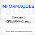 Prova objetiva do CFSd PMMG tem 17 candidatos com nota máxima e TCF já começa na terça (09/10)