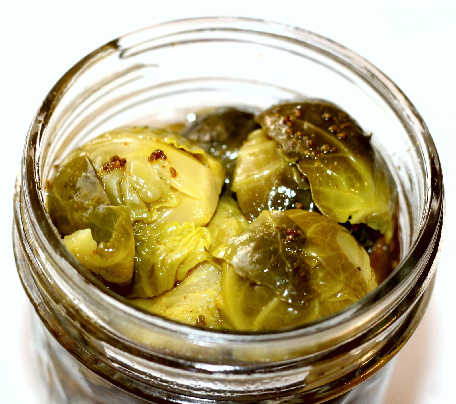Cooking With Mary and Friends Frog Balls Pickled