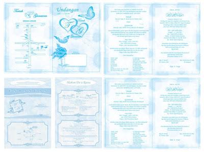 Paket pernikahan hemat undangan harga 1000 rupiah
