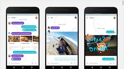 Google's Messaging App - Allo