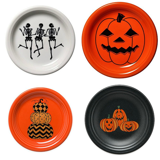 halloween dishes and dinnerware from fiestaware