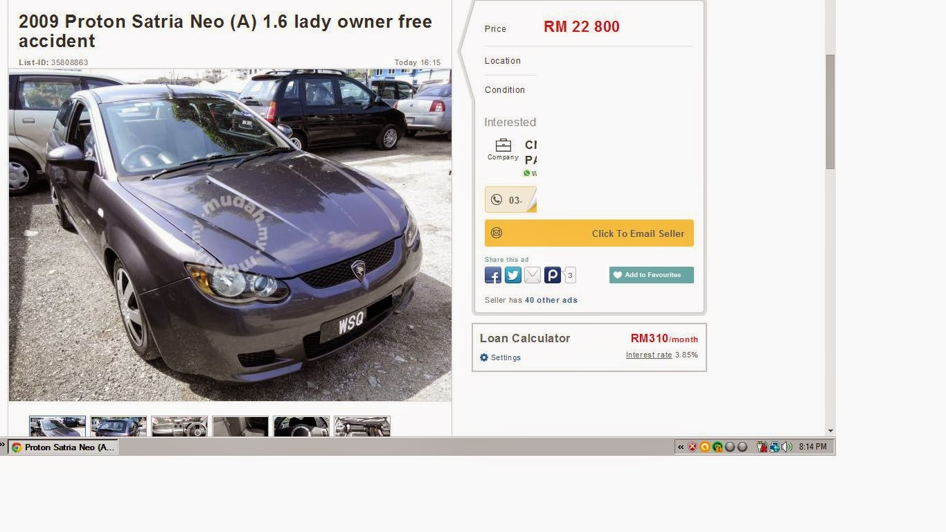 Motoring-Malaysia: Spotted for Sale: Buy these cars and receive FREE ...