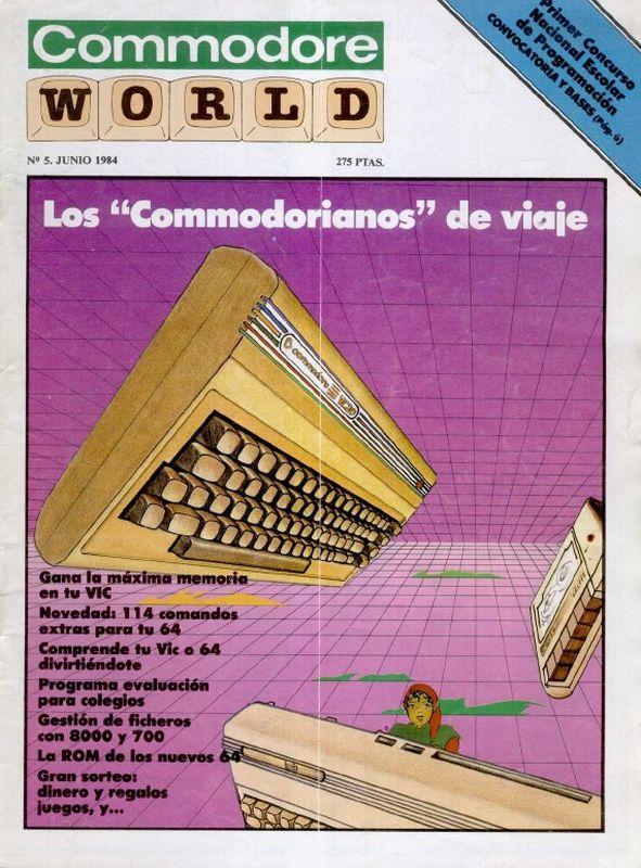 Commodore World #05 (05)
