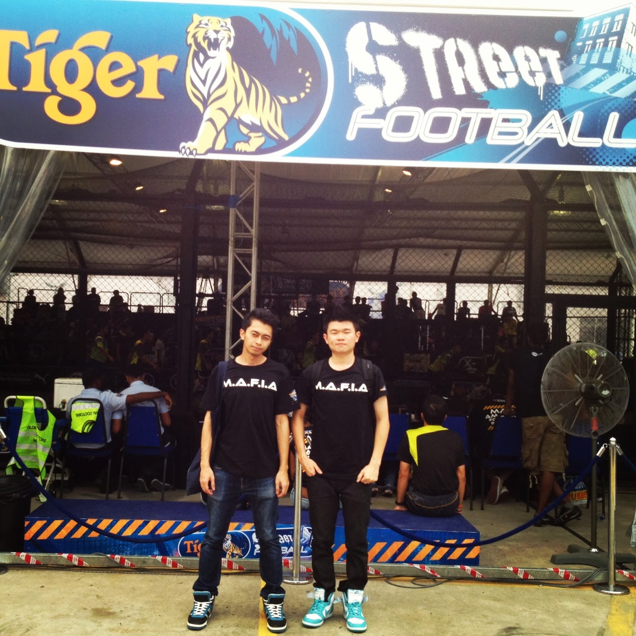 TIGER STREET FOOTBALL YOYO TEAM 1 UTAMA